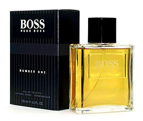 Hugo Boss No 1 Eau de Toilette für Männer 125ml Edt Spray: Bunt