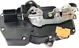 Door Lock Actuator compatible with Saturn Vue 02-05 / Ion 03-07 Rear RH Integrated