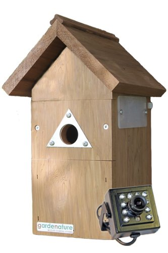 Gardenature Nest Box Camera System