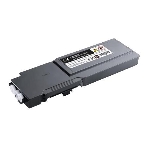 Original Dell C3760n/3760dn/3765dnf Standard Capacity Toner Kit - ca. 3.000 Seiten, cyan