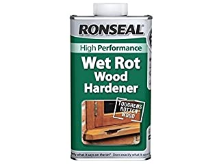 Ronseal Wet Rot Wood Hardener 500ml (B001GU2G6Y) | Amazon price tracker / tracking, Amazon price history charts, Amazon price watches, Amazon price drop alerts
