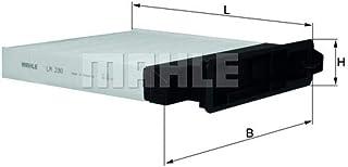 Mahle Knecht LA 230 Filter, Innenraumluft