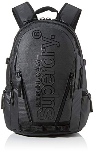 SuperdryTarp BackpackhommeSacs à dosGris (Grey Marl)11x45x34 Centimeters (B x H x T)