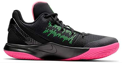 Nike Herren Kyrie Flytrap Ii Basketballschuhe, Mehrfarbig (Black/Black/Hyper Pink/Rage Green 5), 44 EU
