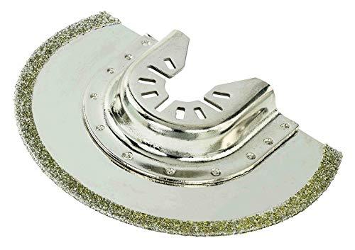 Dewalt Diamant Segmentsägeblatt 100 mm (für Multitools / Multifunktionswerkzeuge, vielseitige Anwendung, mit Multi-Fit Aufnahme für schnellen Zubehörwechsel) DT20745-QZ