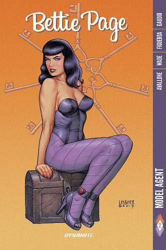 Bettie Page Vol. 2: Model Agent