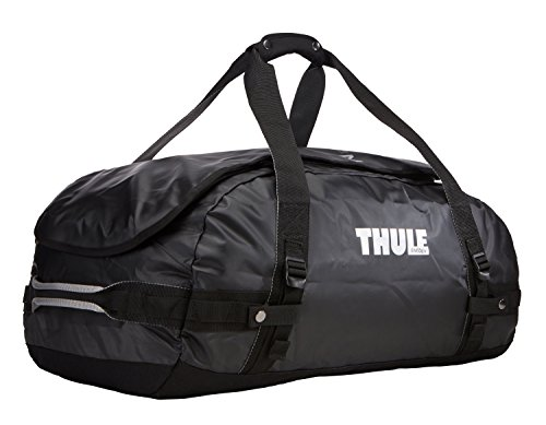 Thule Chasm Duffel Bag, Black, Medium (70L)