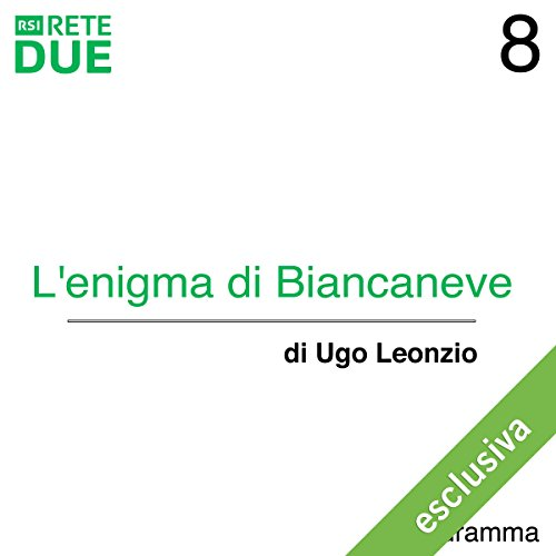 L'enigma di Biancaneve 8  Audiolibri