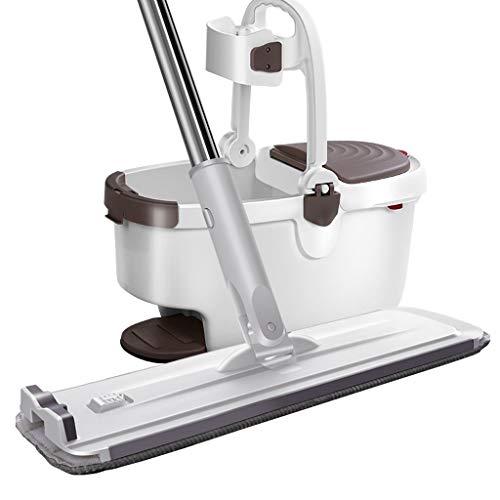 Xilinshop Sistema de Limpieza del Piso Productos de Limpieza para el hogar Que no se lavan a Mano Fregonas