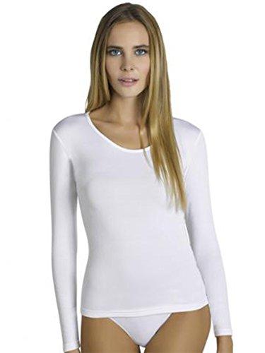 YSABEL MORA Camiseta Mujer Thermal 70002