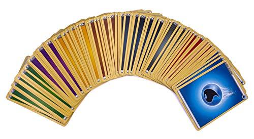 100 gemischte Energiekarten - Pokemon - Deutsch - mit GECO® Versandschutz