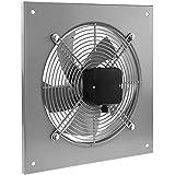 PrimeMatik - Extractor de Aire de Pared de 300 mm para...
