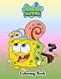 SpongeBob Squarepants Coloring Book: 50+ Awesome Illustration, Fun Coloring Book With High Quality Exclusive images For All Ages