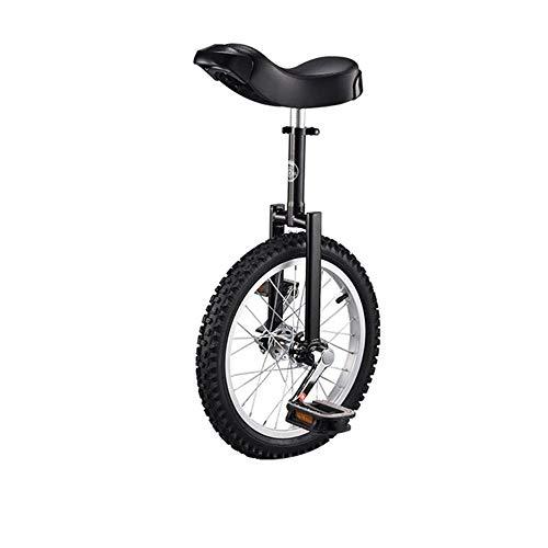 """WLLP 16\""""Einrad Radfahren, Roller Zirkusrad Jugend Erwachsene Balance Übung Einrad Fahrrad Aluminiumrad"""