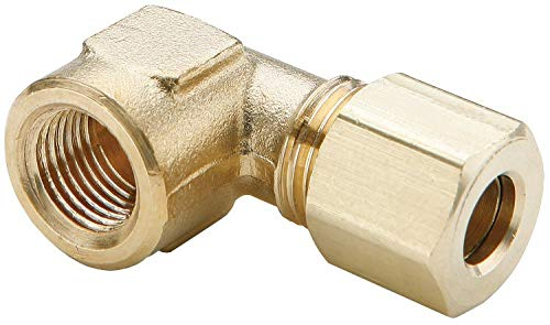 compression elbow fittings Dixon 3/8