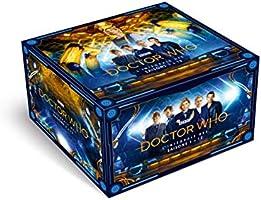 Doctor Who: L'intégrale des Saisons 1 à 12