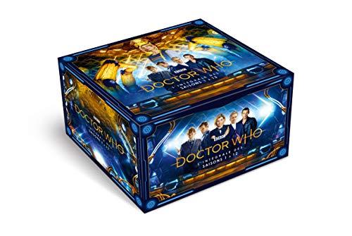 Doctor Who : L'intégrale des saisons 1 à 12 [Francia] [DVD]
