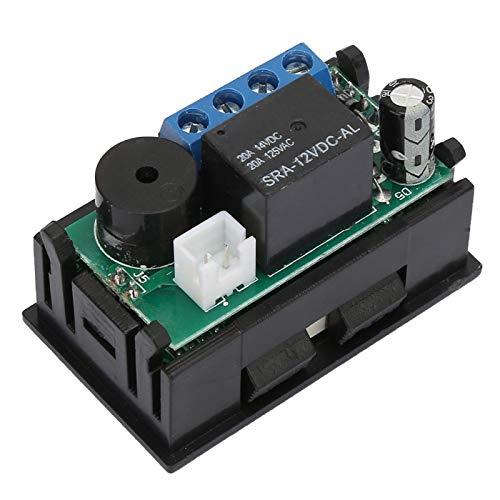 Termostato de microordenador con pantalla digital, regulador de temperatura con regulador térmico de microordenador Controlador de temperatura con pantalla digital de microordenador