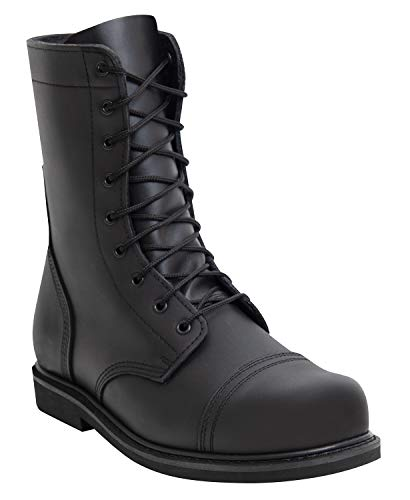 Rothco G.I. Style Steel Toe Combat Boot - 10