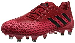 Red Adidas AW16 Crazyquick Malice Soft Ground Rugby Boot