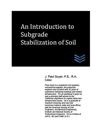 An Introduction to Subgrade Stabilization of Soil