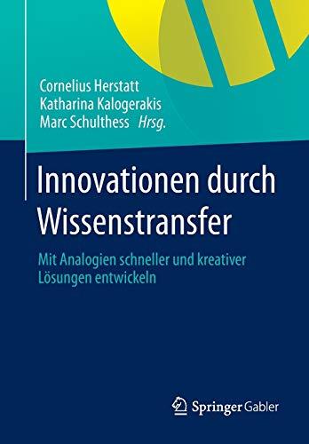 Innovationen durch Wissenstransfer: Mit Analogien schneller und kreativer Lösungen entwickeln