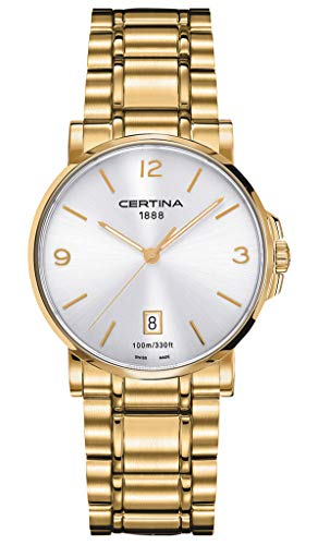 Certina DS Caimano C017.410.33.037.00 Reloj de Pulsera para hombres Clásico & sencillo