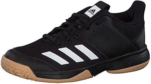 adidas D97704_38 Volleyball Shoes, Black, EU
