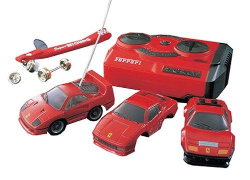 Tomy Super Bit Char-G Ferrari Limited Set (japan import)