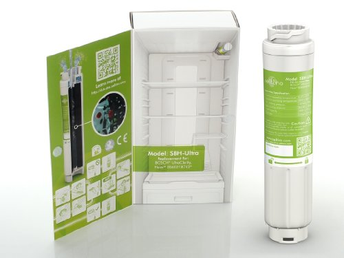 SELTINO SBH-Ultra - koelkast waterfilter voor Bosch Siemens Neff Miele 644845 UltraClarity