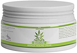 300 MG QFL Hemp Pure Miracle Healing Pain Relief Cream for Neck, Knees, Joints, Shoulders and Back, Made in USA(1)