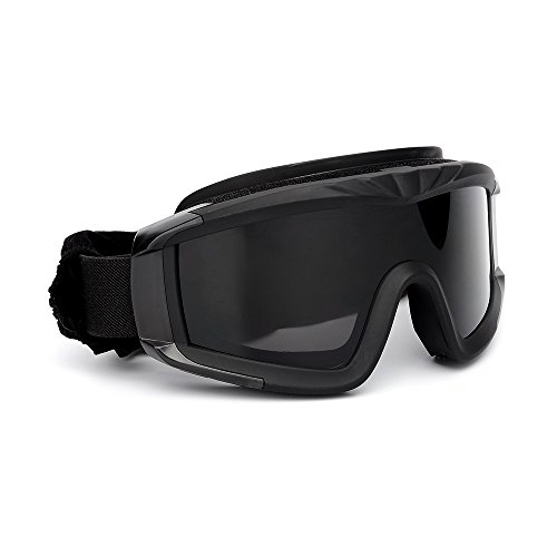 Negaor Airsoft Goggles Shooting Glasses Motorcycle Windproof Wargame Goggles DC1