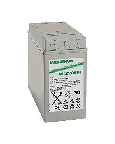 GNB Marathon M FT - Batterie für Netzwerksysteme MARATHON M FT M12V35FT 12V 35Ah M6-M
