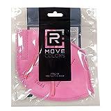 rmove 5 pezzi di mascherine FFP2 colorate Rosa Certificate CE mascherina rosa ffp2 (Pink, 5 pezzi)