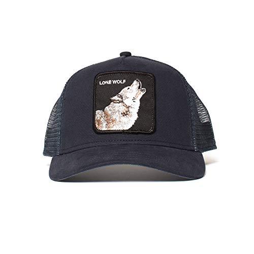Goorin Bros. Gorra de béisbol Unisex para Adultos. Lobo Navy Talla única