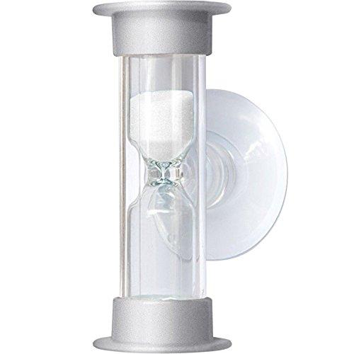 PLUMBING4HOME 5 Minutos de Reloj de Arena el Agua de Ducha Temporizador de Ahorro de Dientes Cepillado Temporizador