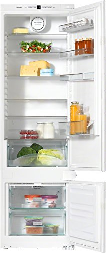 Miele KF 37122 iD Built-in White 229L 58L A++ - Frigorífico (Integrado, Color blanco, Derecho, 287 L, SN, T, 37 Db)