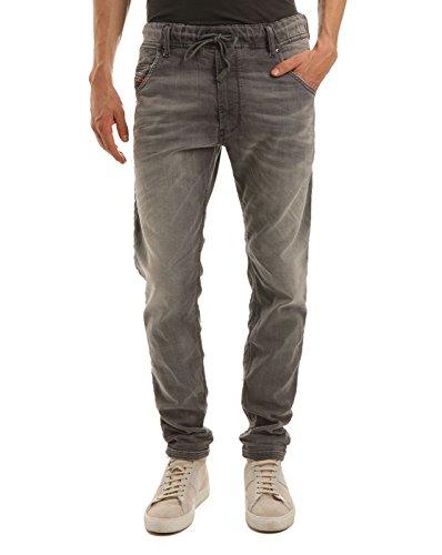 Diesel - Jeans slim - Herren - Graue Jogging-Jeans Krooley-Ne für...