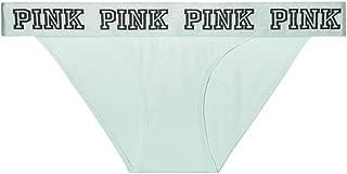 shine logo thong panty
