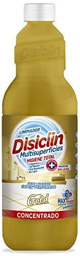 Disiclin Fregasuelos Concentrado Higienizante, Gold 1 Litros 1000 ml