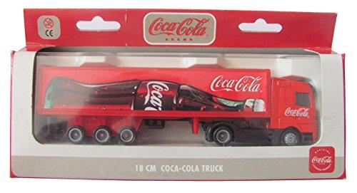 Coca-Cola Nr. - Liegende Flaschen - von 2002 - MB Actros - Sattelzug