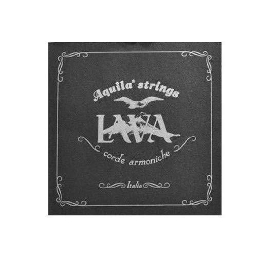 Aquila AQ U LS 118U Lava Series Ukulele Set (6-String, Tenor, wound)