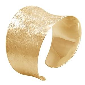 Armspange 35 mm vergoldet (Sterlingsilber 925) Silberarmreif