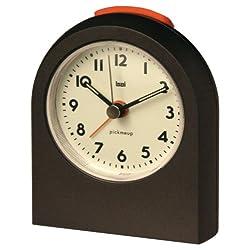BAI Pick-Me-Up Alarm Clock, Gunmetal