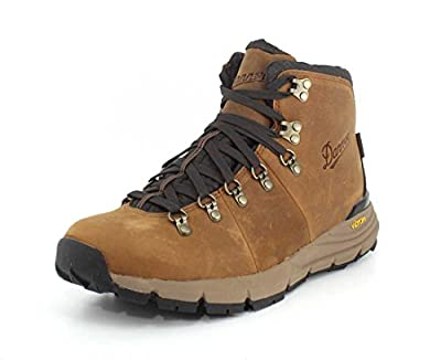 Danner Men's Mountain 600 Hiking Boot, Rich Brown - Full Grain, 7 D US