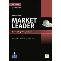 Market Leader Intermediate (3E) Coursebook with DVD-ROM
