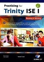 PRACTISING FOR TRINITY ISE I B1