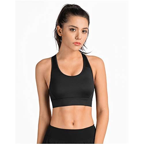 De alta resistencia chaleco, pecho grande, anti-hundimiento de la ropa interior deportes, funcionamiento a prueba de golpes recolectó el sujetador, sujetador de cliché del fitness for las mujeres