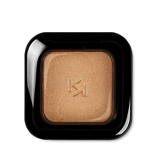 KIKO Milano High pigment Wet and Dry Eyeshadow 91 Metallic Deep Gold
