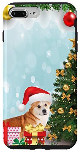 iPhone 7 Plus/8 Plus Christmas Gifts For Pembroke Welsh Corgi Dog Lover Case